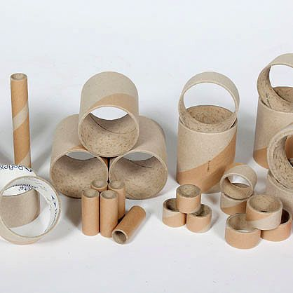 Cardboard Cores > Cardboard Cores > Spiral Tubes > Manufacturing & Distribution > Commercial Plastic Barrels | Label Cones in Dublin > Industrial Packaging Limited