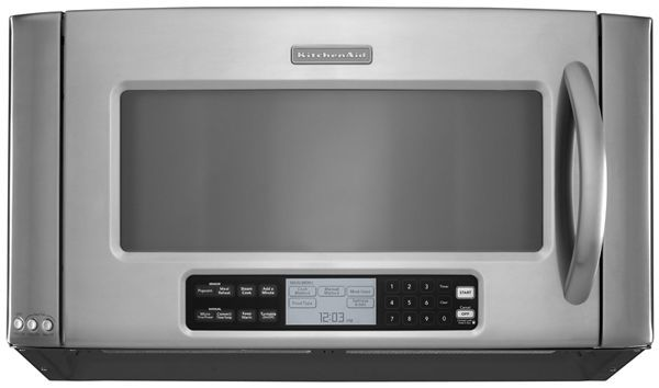 Stainless Steel 2 0 Cu Ft Capacity 1 200 Watts True Convection Oven Architect Series Ii Khhc2090sss Kitchenaid In 2021 Kitchen Aid Appliances Microwave Range Hood Range Microwave