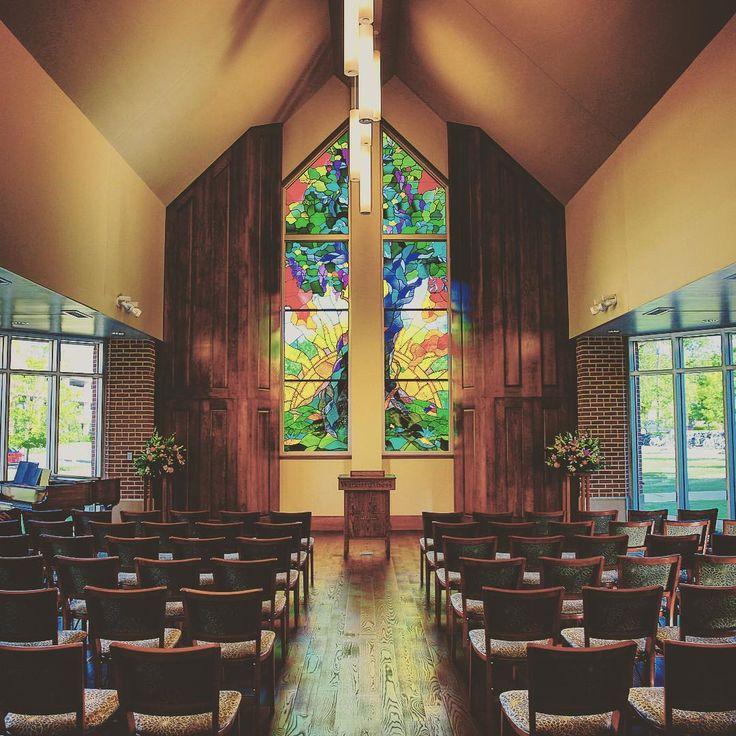 Elliston Chapel at Baylor University