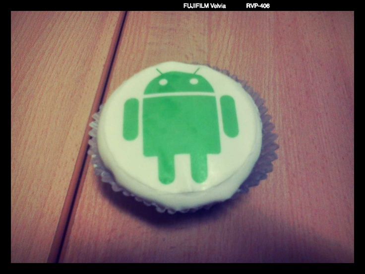 Android cupcake!!!