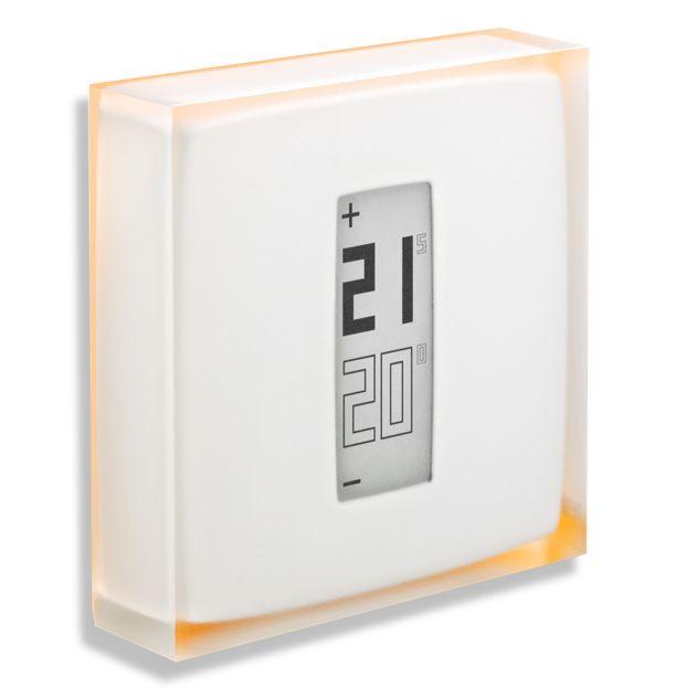 Netatmo S+ARCK - Termostato by Philippe Starck - Controlla il tuo termostato con Netatmo Thermostat