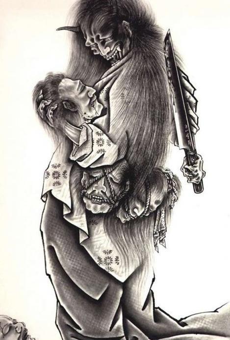 Japanese Demon Art | Japanese Tattoos :: Japanese Tattoo Designs :: Japanese Tattoo Ideas