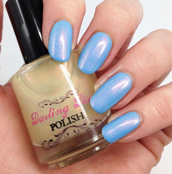 Darling Diva Ringer Goes Blonde over  Cult Nails Nakizzle Shizzle  http://www.polishedpathology.com