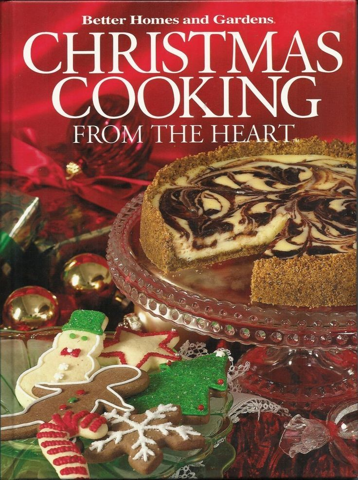 17 Best Images About Christmas Cook Books On Pinterest