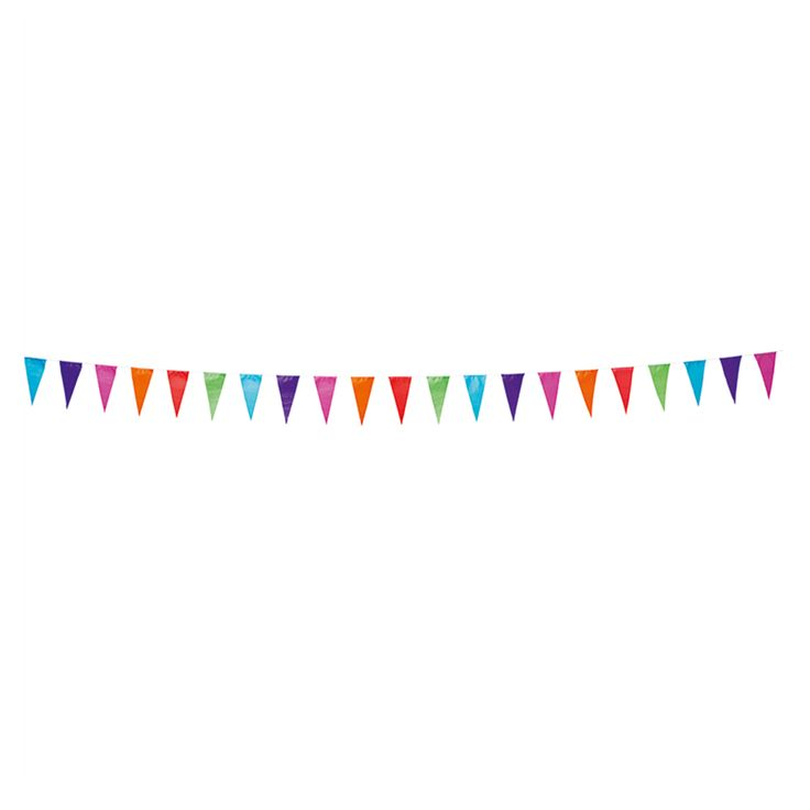 Bunting for your street parties or to brighten up your home. 10 meters for $3