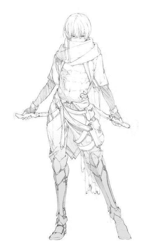 Character Design Life Drawing Pdf : Best cool b w manga stuff images on pinterest