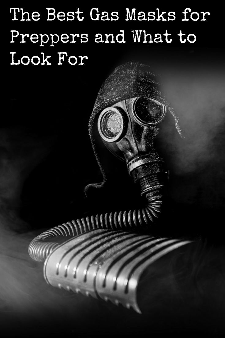Gas masks can be useful survival gear to include in your SHTF plan. Check out our instructional guide on gas masks, how to use them, what to look out for and our top recommendations!  The Best Gas Masks for Preppers and What to Look For https://www.backdoorsurvival.com/the-best-gas-masks-for-preppers-and-what-to-look-for/