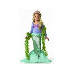 Wholesale Halloween Costumes - Little Mermaid Child Costume