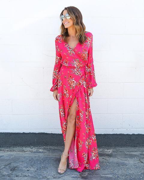 Already Mine Maxi Dress
