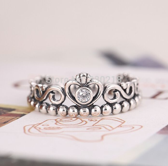 I have this ring. I love it. I am his wife and his princess. ❤️ Pandora Princess Crown Ring.