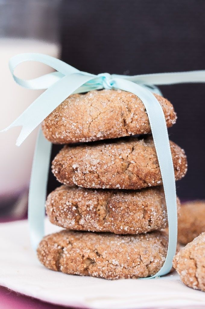 Give your favorite Peanut Butter cookies a healthy makeover with these PEANUT BUTTER CHIA SEED COOKIES! Made with only plant-based (vegan) and clean eating ingredients. Kids love them and they're perfect for dipping in milk ;) | VeganFamilyRecipes.com | #dessert #wholegrain