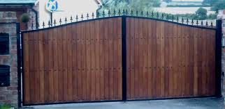 Residential Swinging Gates | Country Gates and Barriers