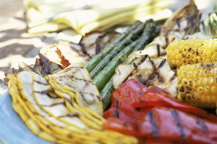 World's Easiest Grilled Vegetables Recipes — Dishmaps