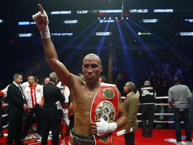 Result: James DeGale retains IBF super-middleweight title