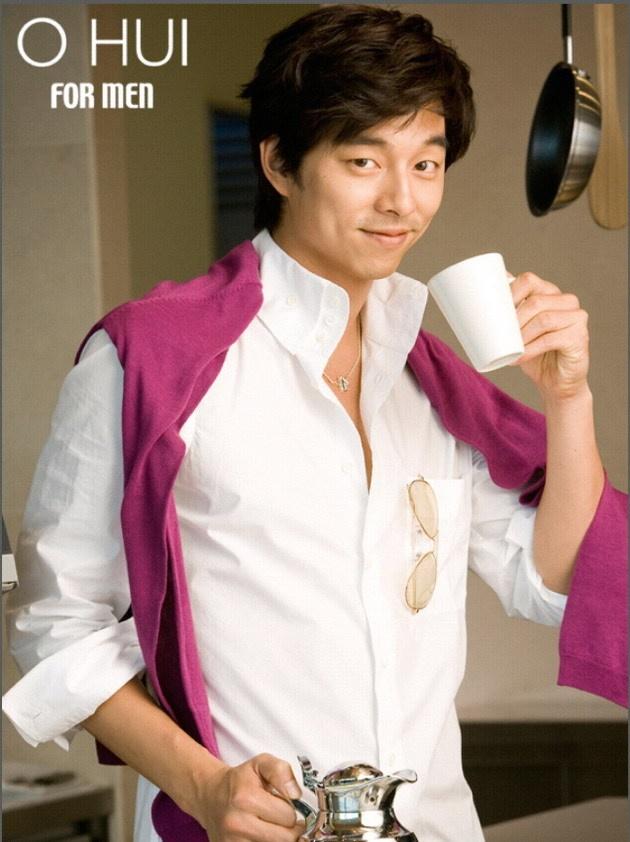 Coffee Prince - GongYoo - KDrama