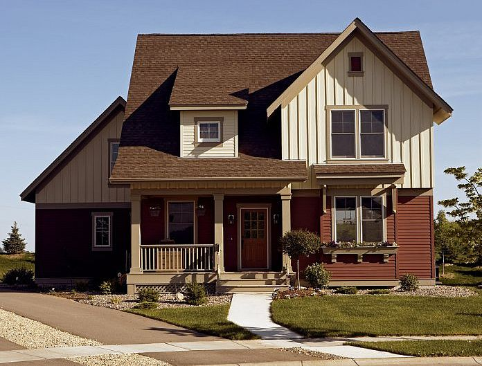 1000 images about house paint on pinterest exterior for Best vertical siding