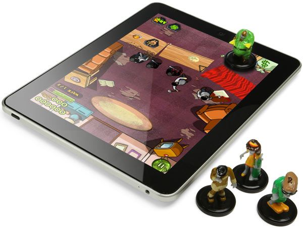 ZombieBurbz iPad Game