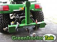 18. Here is a customer forum called Green Tractor Talk. They sponsor conversations and provide competitions to John Deere users. For example; Omni Manufacturing is sponsoring this months Giveaway with a I-match compatible Transformer Quick Hitch Platform.  Join in the FREE competition !!