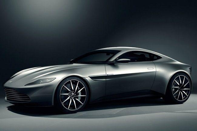 James Bond's Aston Martin DB10 - Men's Gear - https://www.luxury.guugles.com/james-bonds-aston-martin-db10-mens-gear/