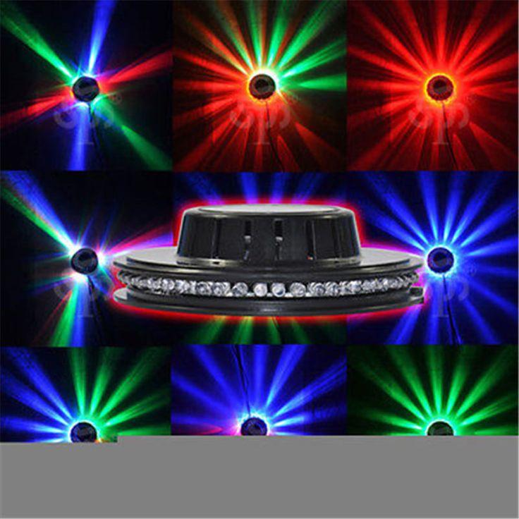 Sunflower 48LED RGB Stage Lighting Bar Party Disco DJ Light Effect Sound-Control -  & Best 25+ Dj lighting ideas on Pinterest | Light installation ... azcodes.com