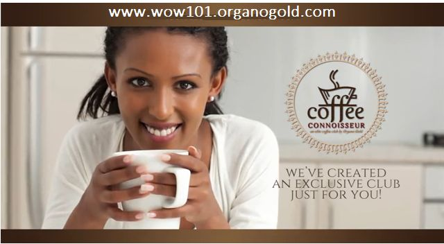 The Coffee Connoisseur Club By Organo Gold