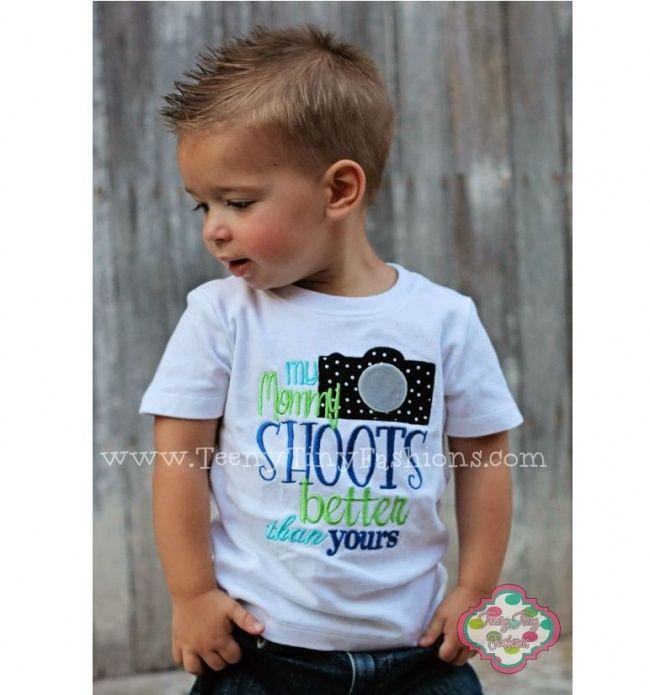 Modne fryzury dla małych chłopców - krótkie, długie, z grzywka i irokezem. Galeria najlepszych fryzur dla dzieci prosto z salonu!
