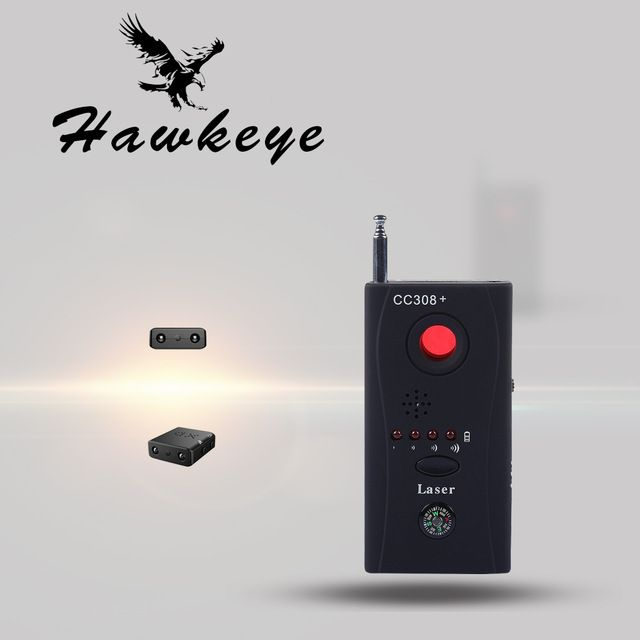 Nové bezdrôtové objekty pre fotoaparáty Bezdrôtové detektory GPS pre laserové detektory pre fotoaparáty Snímač snímačov Spy Full Spectrum