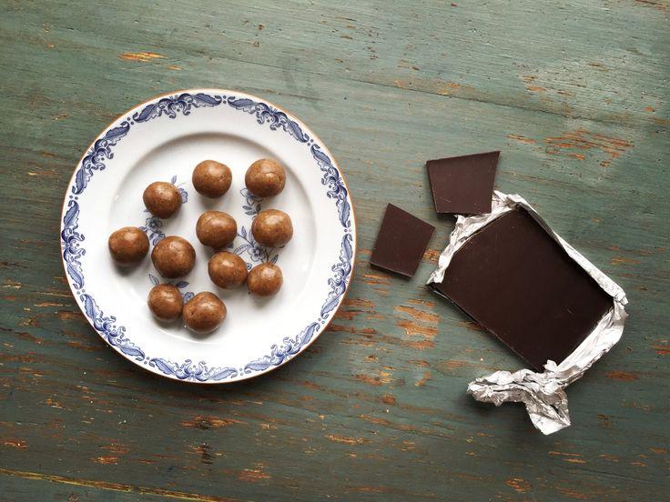 kolabollar choklad
