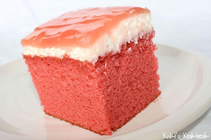Guava Cake on MyRecipeMagic.com