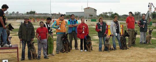 STARCAN Club de adiestramiento Canino. Obediencia, Agility, RCI , Mondioring, Canicross