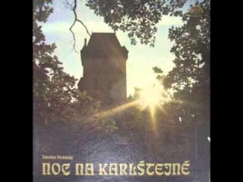 Jaroslav Vrchlický - Noc na Karlštejně |Mluvené slovo| - YouTube