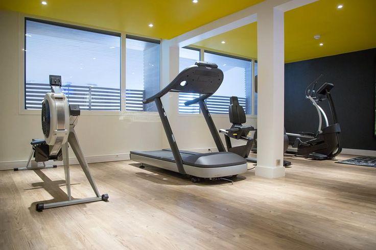 Salle Fitness du Novotel Lille Aéroport #Novotel #NovotelLille #Lille #Sport #Fitness #Aéroport #AccorHotels #Technogym https://www.facebook.com/NovotelLilleAeroport