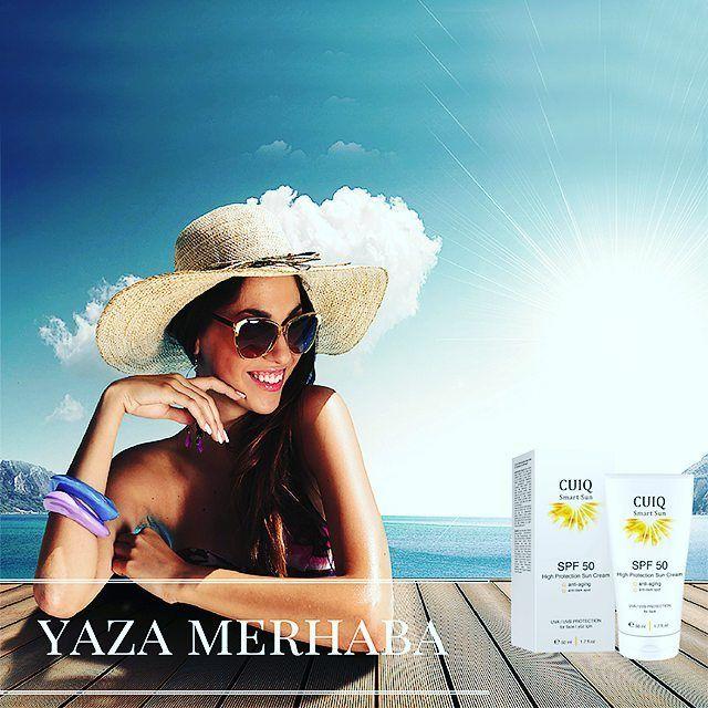 Güneş ışınlarının yaşlandırıcı etkisini sen de CUIQ ile tersine çevirmeye VAR MISIN?  Cuiq Beauty ürünleri yetkili eczanelerde ve online alışveriş imkanı ile web sitemizde bulabilirsiniz.
