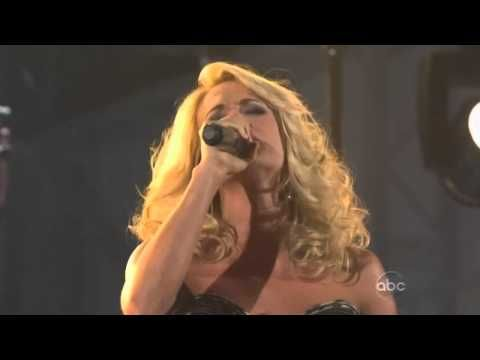 "Carrie Underwood and Brad Paisley ""Remind Me"" CMA 2011 Live"