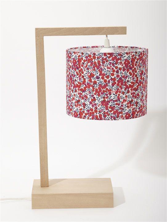 LAMPE LIBERTY#BOIS/LIBERTY  @Cyrillus @mychildworldcom € 95,00