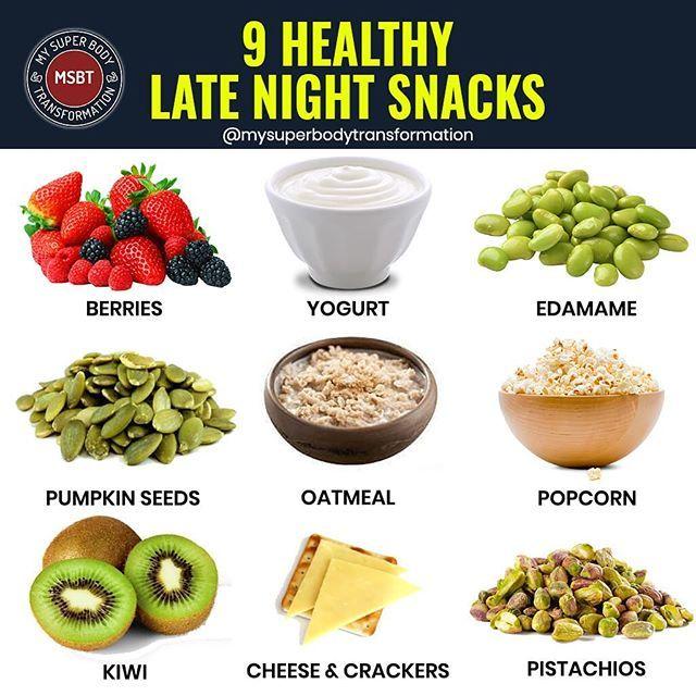late night food diet