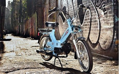 I need a Tomos in my life! Tomos mopeds return to the UK - Telegraph