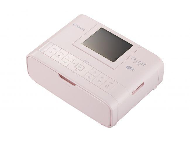 小型フォトプリンターSHELPHY CP1300 をキヤノンが10月発売重さはiPad 2台分