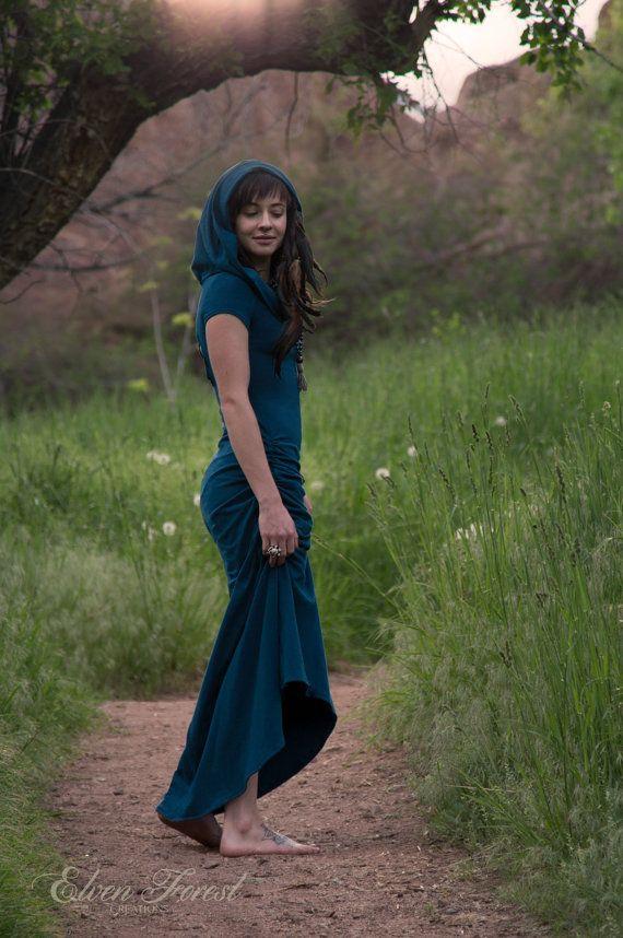 Kaleidoscope Dreamcatcher Dress Casual Version by ElvenForest