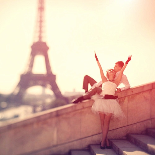 how to take picture like paris