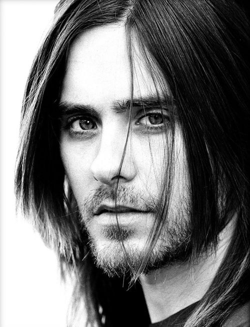 Man Candy Monday: Jared Leto Men who look good with eyeliner; Exhibit B: Jared Leto :)