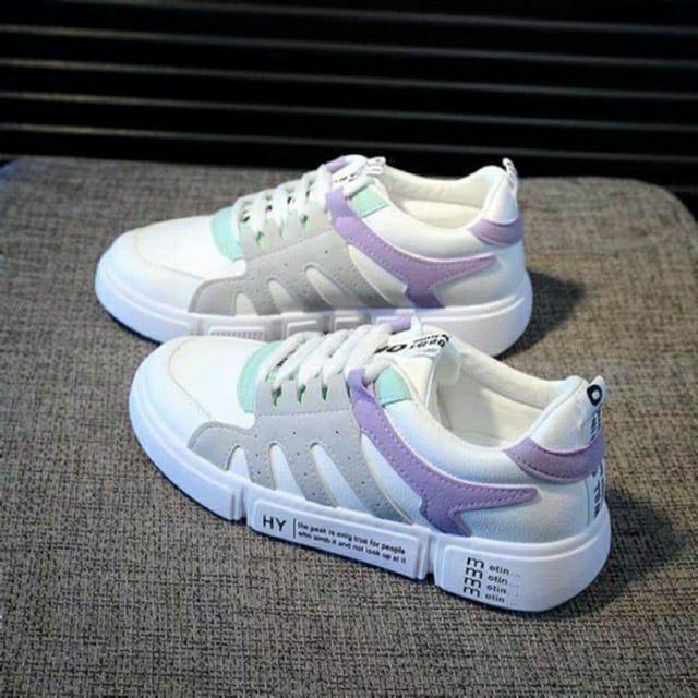 Sepatu Fashion Wanita Style Korea Import Harga 150 000 Uk 35 40