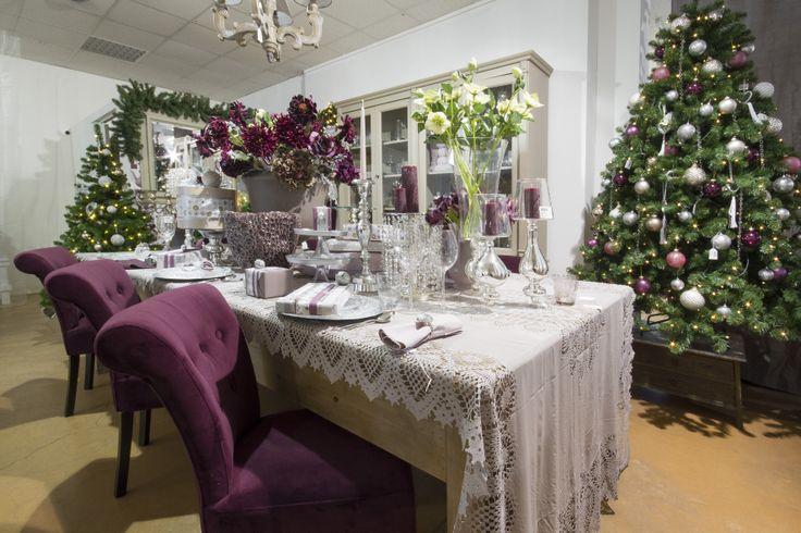 purple setting