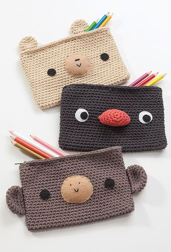 Pencil case/ Pattern Free/crochet | Recent Photos The Commons Getty Collection Galleries World Map App ...