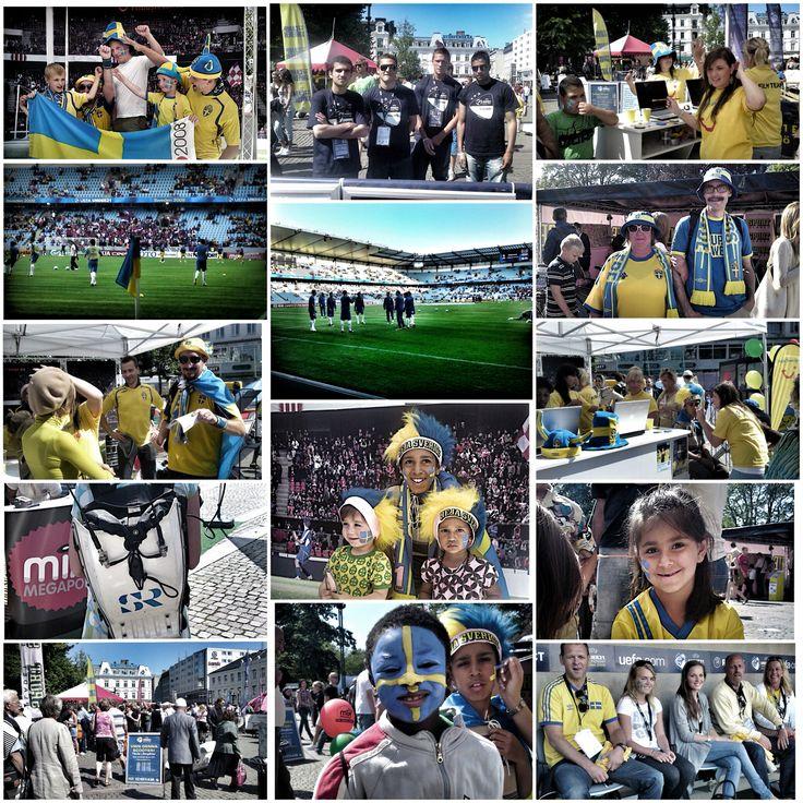 År 2009 spelades U21 EM i Sverige! Mitt uppdrag - Fanzone och Vip kunder på plats i Malmö och Helsingborg åt arbetsgivaren TUI/Fritidsresor som då var Storsponsor åt UEFA.⚽️ Jag har alltid gillat att plåta! #tbt #U21EM #malmö #gustafadolfstorg #swedbankstadion #tui #fritidsresor #letsmakemagic #ijustlovemywork #lmakemagic
