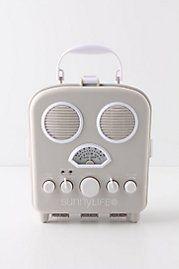 Swansea Portable Beach Radio