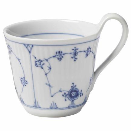 my favorite mug! Royal Copenhagen Blue Fluted