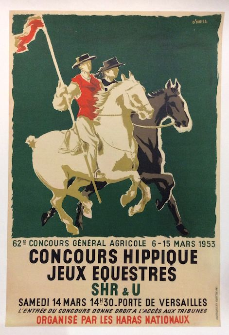 62° Concours hippique, jeux equestres - L'Image Gallery