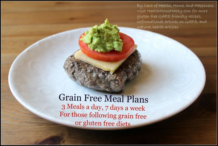 GAPS and Grain Free recipes index from Health, Home and Happiness (a woman who helped her daughter with autism)