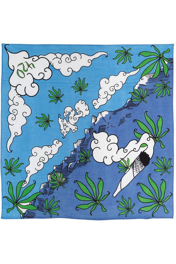 Hey, I found this really awesome Etsy listing at https://www.etsy.com/listing/279865136/mile-high-420-bandana